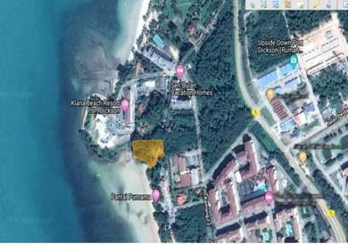 Beach Front Commercial Lot #Beside Purnama Beach#Batu8 #Port Dickson