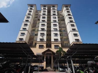 [GOOD OFFER CORNER LOT]Kristal Condominium, Seksyen 7 Near ICITY UITM