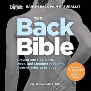 The Back Bible Banish Back Pain Naturally