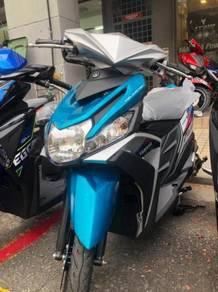 Yamaha Ego Solariz Deposit 50 !!!
