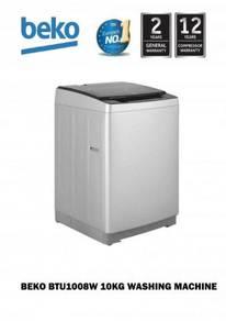 Beko 10kg top load washing machine