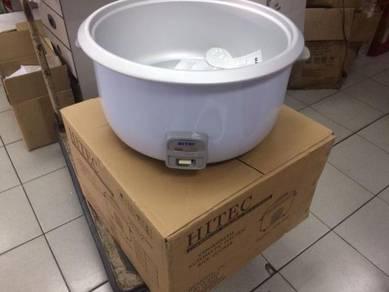 Brand Hitec 10 liter Rice Cooker