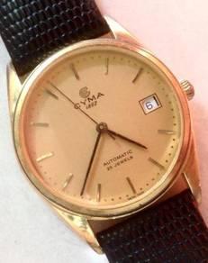 Jam CYMA Swiss since 1862 Vintage watch