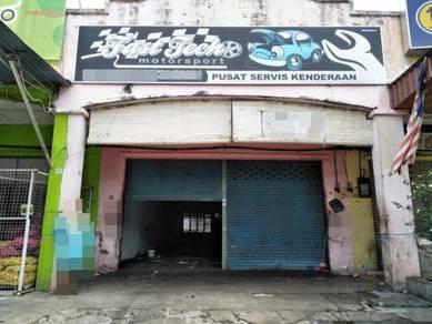 Single Sty Teres Shop Lot Jalan Melor, Bandar Amanjaya, Sg Petani
