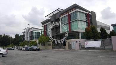 3 sty Factory ML16 Industrial Park, Balakong, Selesa Jaya, Taming Jaya