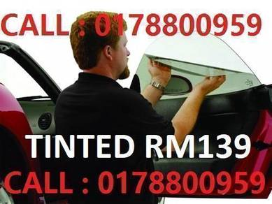 Filem Penapis Haba NEW PROMO TINTED Full home n1