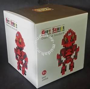 Nano brick - LoZ 9404 Sentinel Prime Nanoblock
