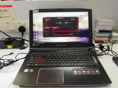 Acer Predator Helios 300 2018 Version
