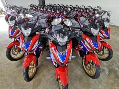 Honda rs 150 fi - promo 12/12 -fast approval #p1p