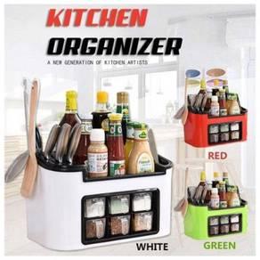 Kitchen organizer-red