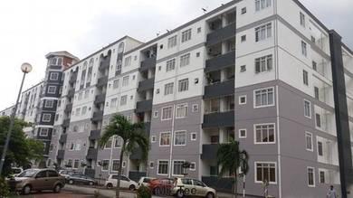 Nilai inti university desa palma apartment furnish aircond