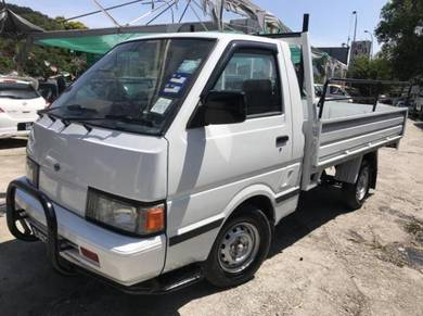 2007 nissan vanette pick up steel body air cond
