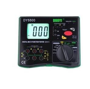 Insulation Tester Earth Tester Meter