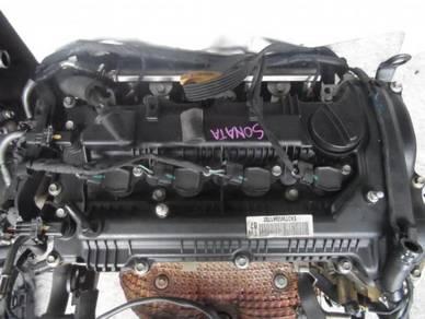 Hyundai sonata engine G4KD