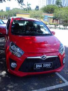 SURBO light turbo Axia Bezza Kancil Kenari