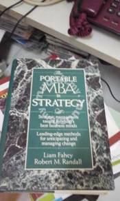 Portable mba in strategy