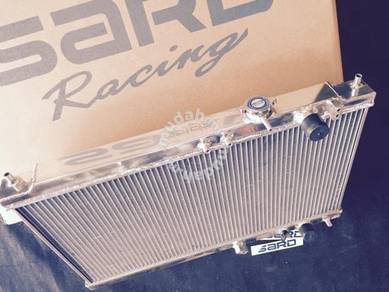 Sard racing radiator honda DC2