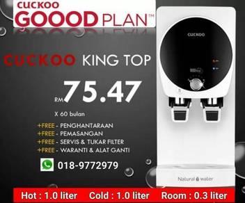 Penapis Air Cuckoo Free Daftar - Taiping Y23.76