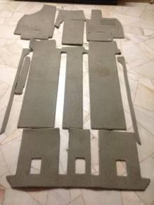 Toyota estima acr50 orig carpet 7seater floor mat