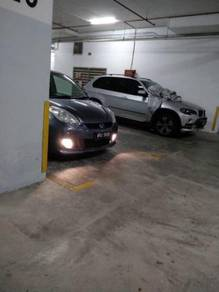 Selayang point condo opposite selayang hospital parking lot