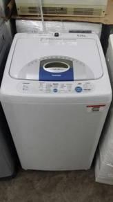 Washing Machine Basuh Automatic Top Mesin Toshiba