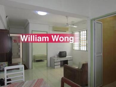 CHEAPEST ! Puncak Erskine Apartment Tanjung Tokong Full Furnish
