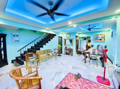 FULL LOAN, RENOVATED Double Storey Bukit Belimbing Seri Kembangan