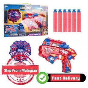 Spiderman powered launcher exact shooting Soft