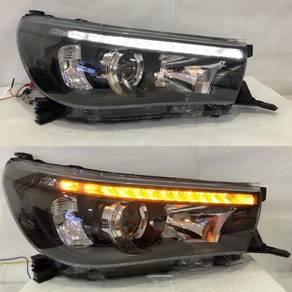 Toyota Revo Projector Led Head lamp 100% Taiwan