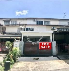 (NICE HOUSE) 2.5 Storey Terrace Taman Seri Jelok Kajang
