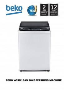 BEKO 16KG Auto Washer Washing Machine DD Inverter