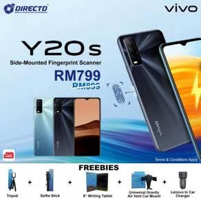 VIVO Y20S (5k BATT/8GB RAM/128GB)HARGA BARU