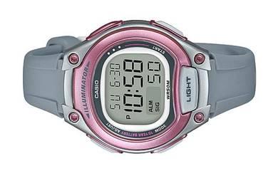 Casio Ladies 10 Years Battery Watch LW-203-8AVDF