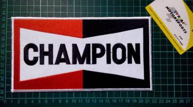 Patches champion plug