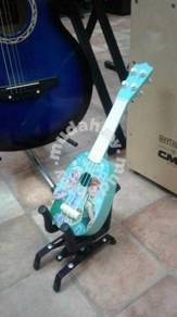 Ukulele Frozen Blue