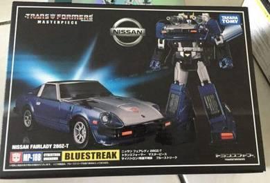Takara Tomy Transformers MP-18B BlueStreak MISB r6