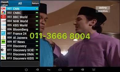 Solo 15000+ tv box live Android pro tvbox new iptv