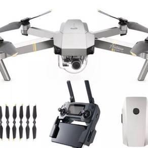 DJI Mavic Pro PLATINUM Drone-4K stabilized camera