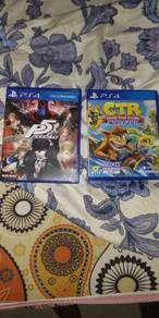 PS4 CD Games