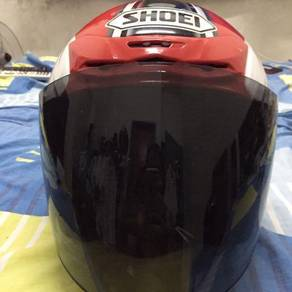 Shoei JF2 Yamaha 50th Anniversary Helmet Copy