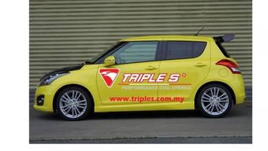 Triple s Suzuki Swift 05-16 Sport Spring