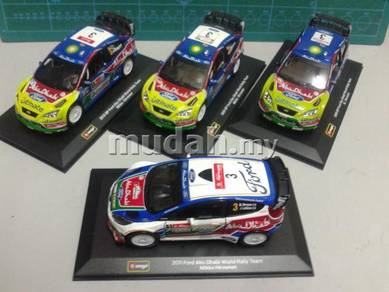 2008-2011 Ford Abu Dhabi WRC