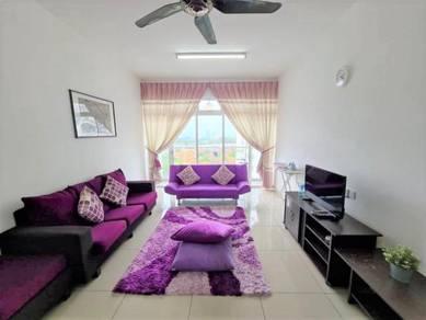[Fully Furnished ] Dwiputra Residence Presint 15 Putrajaya