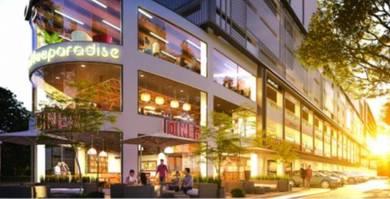 New 3sty Shop Lot Rawang Bandar Country Homes