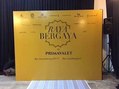 Event Back Drop / Photo Booth