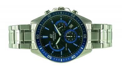 Casio EDIFICE Men Chrono Sport Watch EFR-552D-1A2V