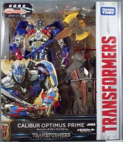 Calibur Optimus Prime TLK-15 Leader Transformers