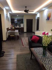 (Nicely Renovated) Amara Residences Condominium - Batu Caves
