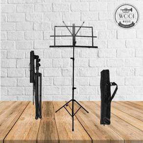 Music score stand / menu display stand 10