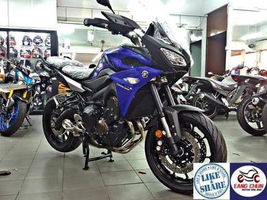 Tracer MT-09 Yamaha Year End SALES 2018 Apply Now